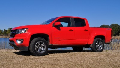 2015 Chevrolet Colorado Z71 72