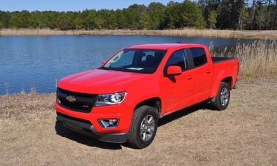 2015 Chevrolet Colorado Z71 74