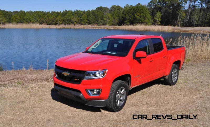 2015 Chevrolet Colorado Z71 75