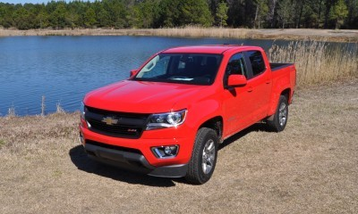 2015 Chevrolet Colorado Z71 76