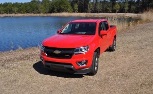 2015 Chevrolet Colorado Z71 77