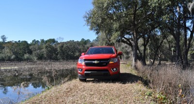 2015 Chevrolet Colorado Z71 79