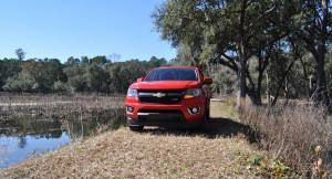 2015 Chevrolet Colorado Z71 80