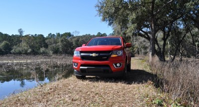 2015 Chevrolet Colorado Z71 81