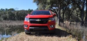 2015 Chevrolet Colorado Z71 82