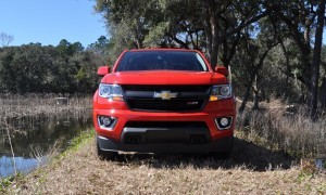 2015 Chevrolet Colorado Z71 83
