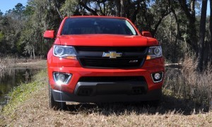 2015 Chevrolet Colorado Z71 84