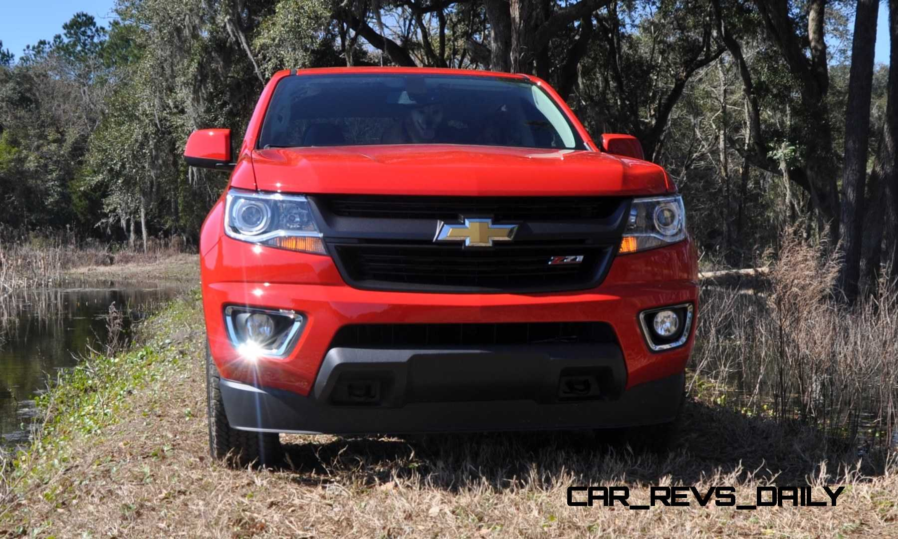 Awesome 2015 Chevrolet Colorado Z71 Review