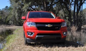 2015 Chevrolet Colorado Z71 85