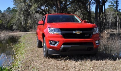 2015 Chevrolet Colorado Z71 86