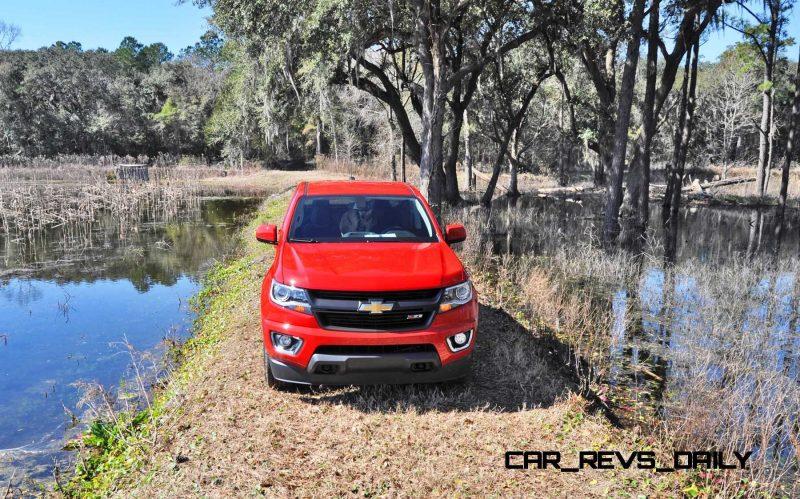 2015 Chevrolet Colorado Z71 87