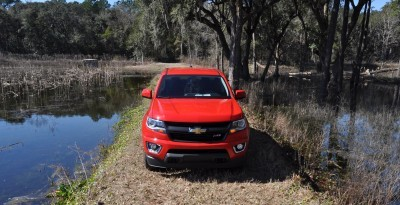 2015 Chevrolet Colorado Z71 88
