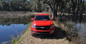 2015 Chevrolet Colorado Z71 89