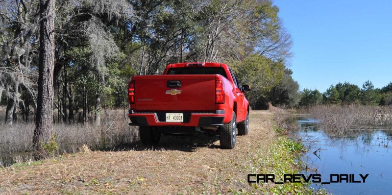 2015 Chevrolet Colorado Z71 93