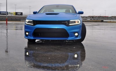 2015 Dodge Charger RT Scat Pack in B5 Blue 10