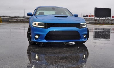 2015 Dodge Charger RT Scat Pack in B5 Blue 11