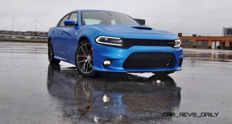 2015 Dodge Charger RT Scat Pack in B5 Blue 13