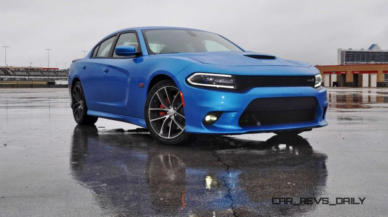 2015 Dodge Charger RT Scat Pack in B5 Blue 14