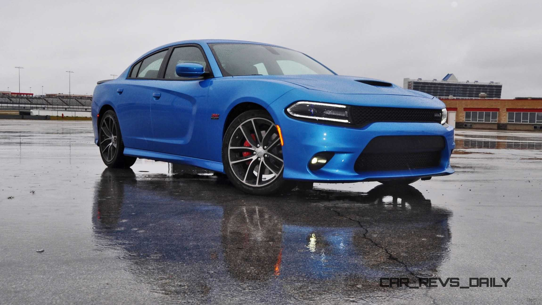 B5 Blue 2015 Hellcat Charger | Autos Post
