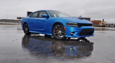 2015 Dodge Charger RT Scat Pack in B5 Blue 16