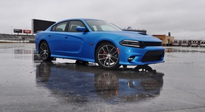 2015 Dodge Charger RT Scat Pack in B5 Blue 17