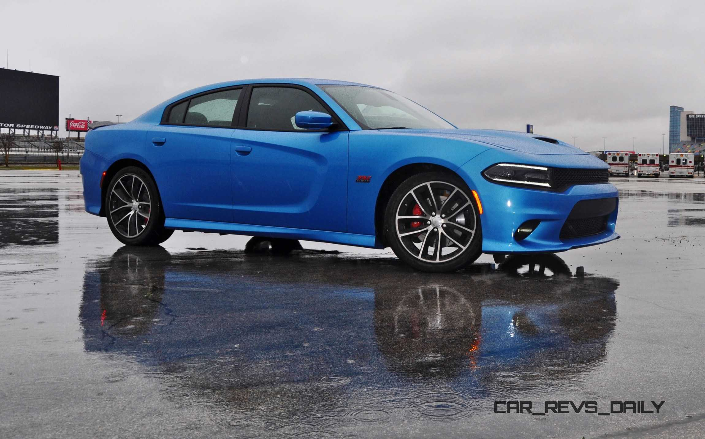 Dodge Charger Rt Scat Pack In B Blue on 2018 Dodge Durango Rt Specs