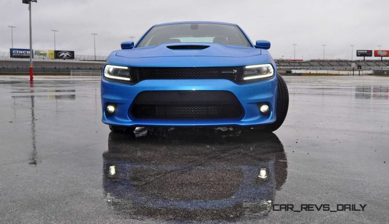 2015 Dodge Charger RT Scat Pack in B5 Blue 2