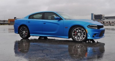 2015 Dodge Charger RT Scat Pack in B5 Blue 20