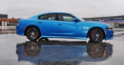 2015 Dodge Charger RT Scat Pack in B5 Blue 24