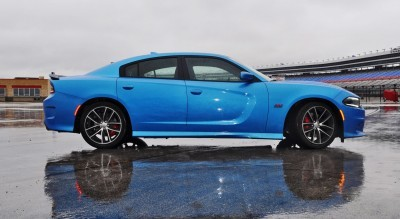 2015 Dodge Charger RT Scat Pack in B5 Blue 25