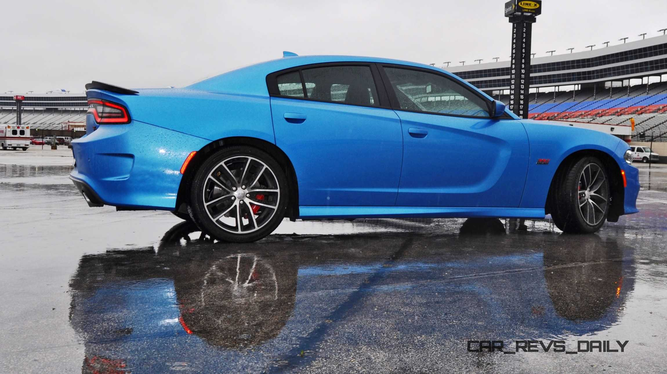 2015 Dodge Charger RT Scat Pack In B5 Blue 29 ...