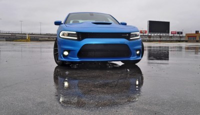 2015 Dodge Charger RT Scat Pack in B5 Blue 4