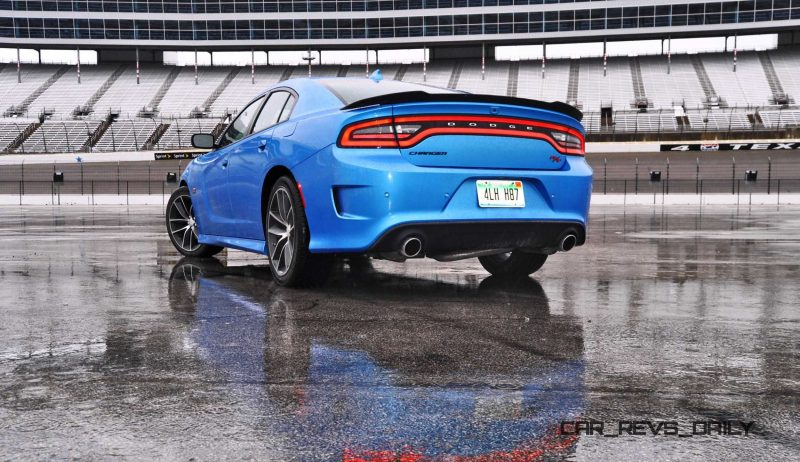 2015 Dodge Charger RT Scat Pack in B5 Blue 44