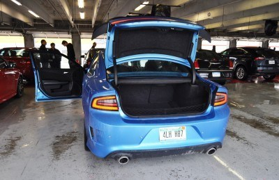 2015 Dodge Charger RT Scat Pack in B5 Blue 51
