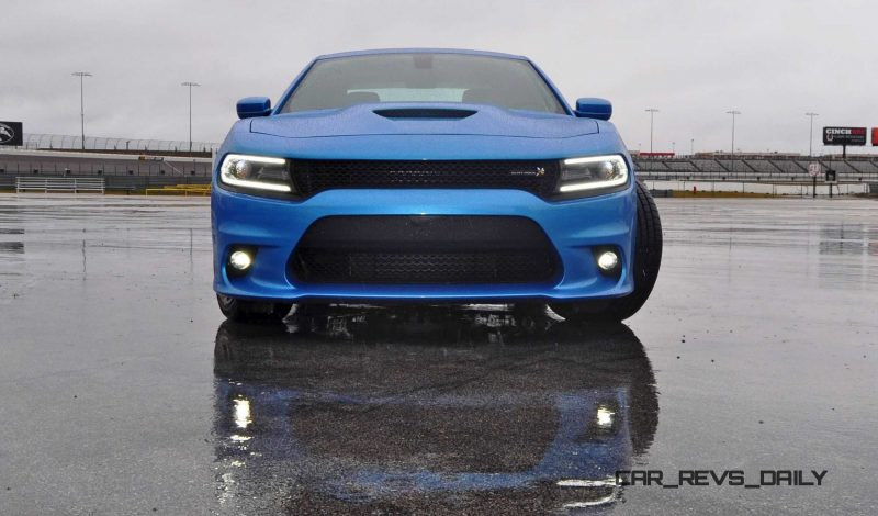 2015 Dodge Charger RT Scat Pack in B5 Blue 7