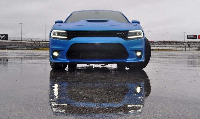 2015 Dodge Charger RT Scat Pack in B5 Blue 9