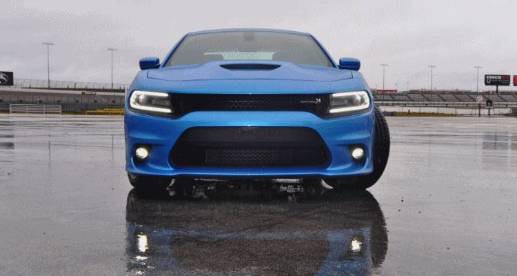 2015 Dodge Charger RT Scat Pack in B5 Blue