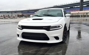 2015 Dodge Charger SRT HELLCAT Review 1