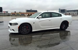 2015 Dodge Charger SRT HELLCAT Review 11