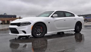 2015 Dodge Charger SRT HELLCAT Review 28