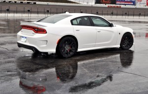 2015 Dodge Charger SRT HELLCAT Review 58