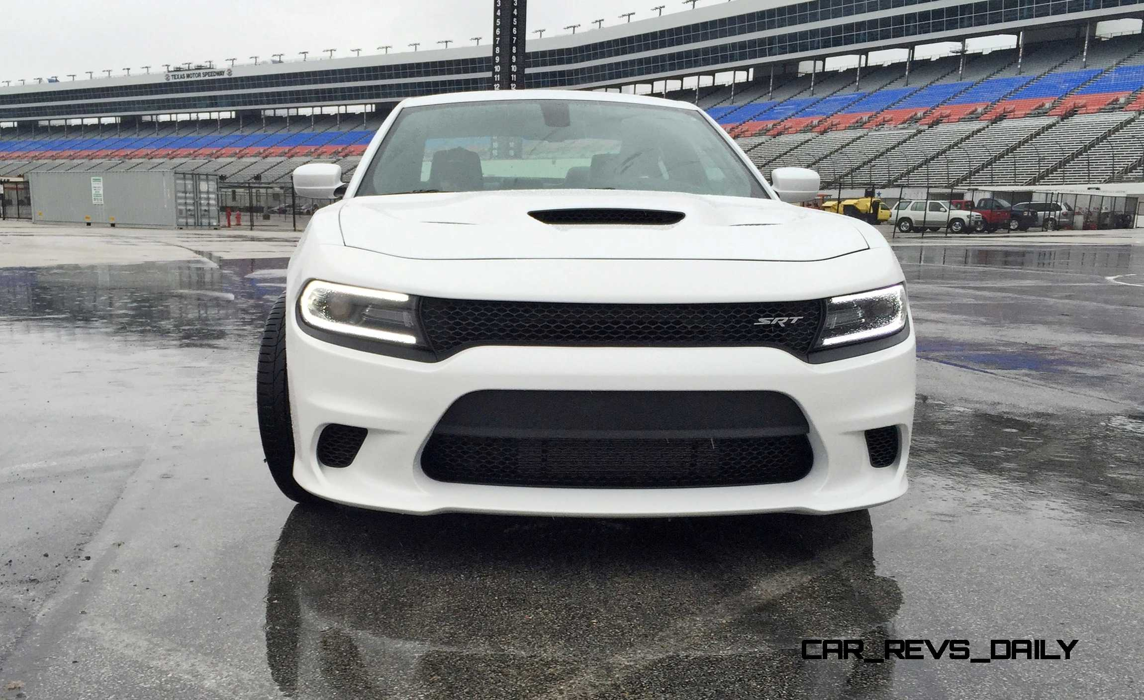 Fantastic 2015 Dodge Charger SRT HELLCAT Review