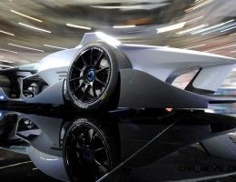 2015 ED Design TORQ Concept Racer Is Unusual, Conflicted Design Study