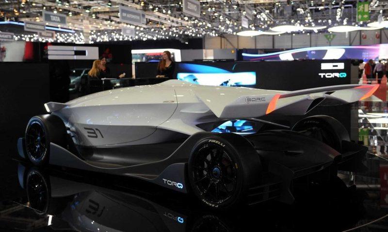2015 ED Design TORQ Concept 45