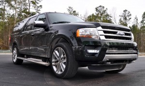 2015 Ford Expedition Platinum EL 1
