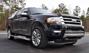 2015 Ford Expedition Platinum EL 1