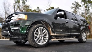2015 Ford Expedition Platinum EL 14