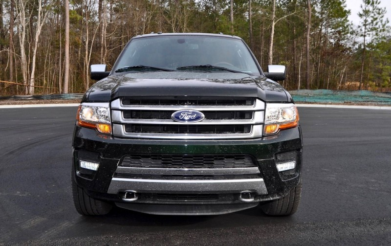 2015 Ford Expedition Platinum EL 16