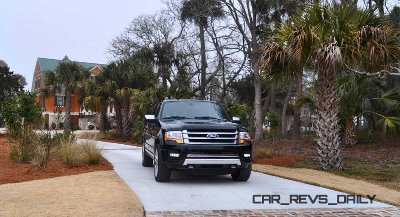 2015 Ford Expedition Platinum EL 17