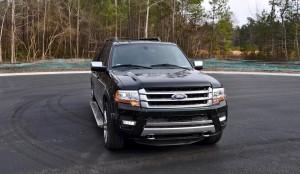 2015 Ford Expedition Platinum EL 2